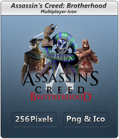 Assassins Creed BH - MP - Icon by Crussong