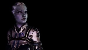 Liara T'Soni PS Base 2 by johntesh