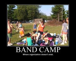 Band Camp 1 by SuperBandG