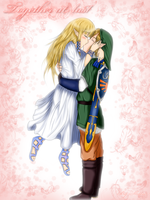 Together al last - Zelink by xRyuusei