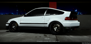 Honda CRX by AeroDesign94