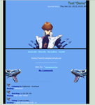 Seto Kaiba - Blue Eyes Skin by missanimefan