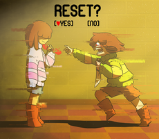 FORCE RESET by QueensDaughters