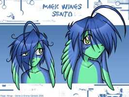 Magic Wings - Sento by ZombiDJ