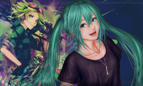 Vocaloid Liberation Front. by Twisted-Vocaloid