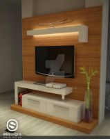 Wall Unit by dizzy-miro