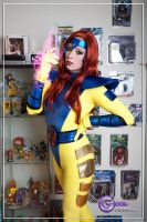 Jean Grey - for MyGeekGoddess.com by screaM4Dolls