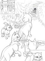 TWF Page Sketch 24 by x-EBee-x
