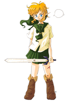 Seifuku Link by Yoshiny