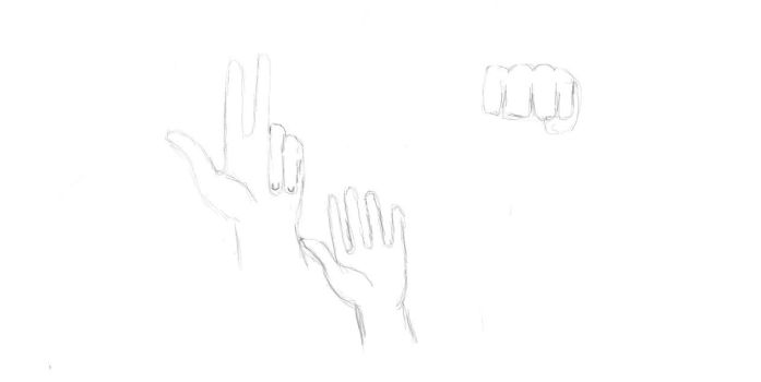 Hand practice by bethany70000268