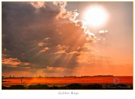 Golden Rays by BenQue