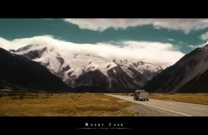 Mount Cook by Metalstorm