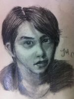Lee Jong-hyun by irenerei