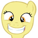 MLP Base- Filly Smile by Bases-4-Bronies