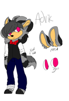Advik :Ref: by DarkHybrd