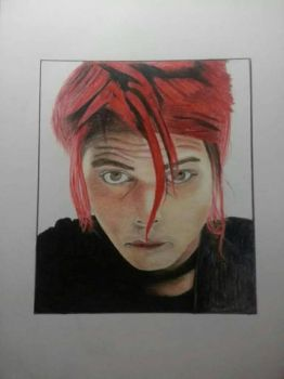 gerard way by ItsLaylaHere