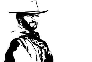 Roland Deschain Inks Only by Garrenh