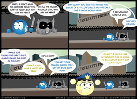 SC457 - Operation: Yellow 7 by simpleCOMICS