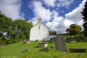 Llangar Church by MichaelJTopley