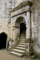 Old Wardour Castle 25 by OghamMoon