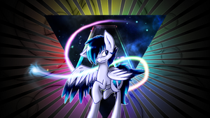 Airfeather (Wallpaper Edit) by Hardii