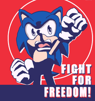 Fight For Freedom by AaliyahSerena