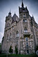Moszna Castle .2 by ravi155