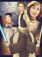 Mythbusters with Star Wars theme! by Grunnet