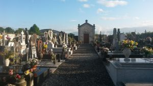 Cemetery in Lucca (Italy) by BMFMhero1991