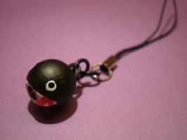 Chain Chomp Charm by Omonomopoeia