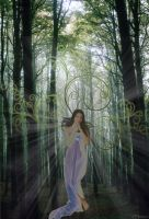 Spirit of the Woods by maiarcita