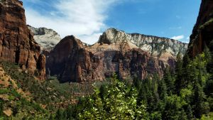Zion National Park Utah 4 by Daveshu88