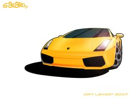 Lamborghini Gallardo by theblastedfrench