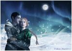 Silent Night by Isriana