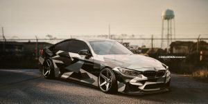 BMW M4 by SkicaDesign