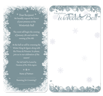 PP:: Wintertide Ball Invitation:: by PPMail