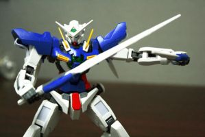 My Exia by jei