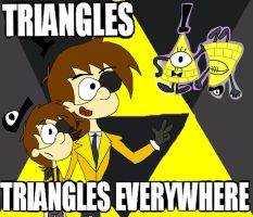.:. Triangles, Triangles Everywhere .:. by Rise-Of-Majora
