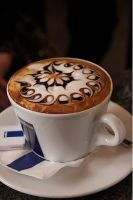 Cappuccino by A-Liny