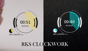RKS Clockwork  by RKsaikia