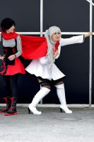 RWBY - Weiss... what are you doing? (With Ruby) by Tifa-Lock