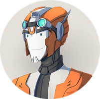TFP-style Rung by M-hourglass