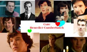 Cute Benedict Cumberbatch 4 by Anastasia6710