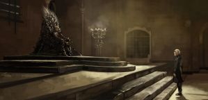 Throne Room by furafura