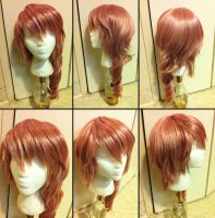 Lightning Wig from Final Fantasy 13 by taiyowigs