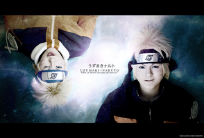 Give up trying to make me give up - Naruto Uzumaki by TessaCrownster