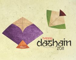 Happy Dashain 2011 by lalitkala