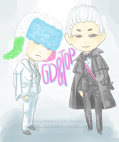 GD and TOP by jaljello
