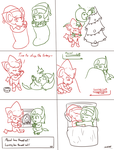 Christmas Cheer! by Playful-Absol