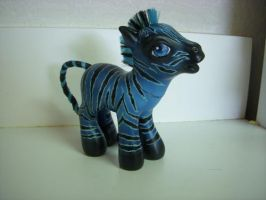 MLP Custom Electric Zhock by colorscapesart